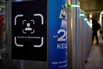 Dans le métro de Moscou, bientôt le paiement par reconnaissance faciale)