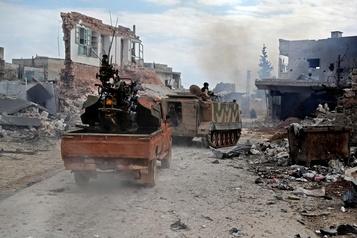 Risque de «bain de sang» dans le nord-ouest de la Syrie, selon l'ONU