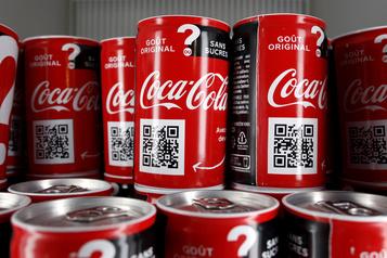 Coca-Cola optimiste après de solides ventes trimestrielles