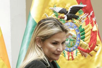 COVID-19: la présidente de la Bolivie est «asymptomatique»)