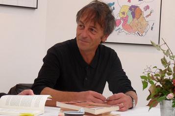 L'auteur Hubert Mingarelli, prixMédicis2003, n'estplus
