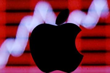 Apple affiche des résultats bien meilleurs que prévu