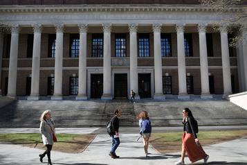 Classement des universités: Harvard toujours bonne première