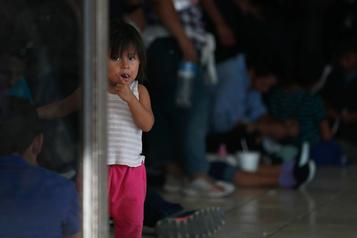 É.-U.: les enfants migrants ont droit à du savon, tranche une cour d'appel