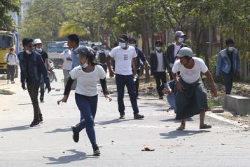 Birmanie Nouvelle victime de la répression, le Conseil de sécurité de l'ONU se réunit)