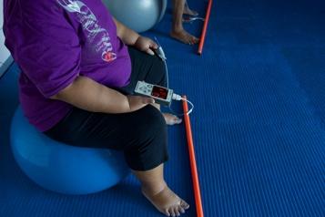 États-Unis Le nombre d'États avec un fort taux d'obésité est en hausse)