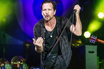 Pearl Jam à Québec en mars