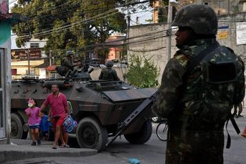 La Presse au Brésil: Rio sur lacorderaide