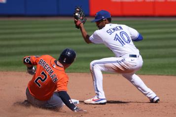 Les Astros défont les BlueJays6-3)