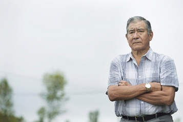 Le grand chef de Kahnawake Joe Norton est mort)