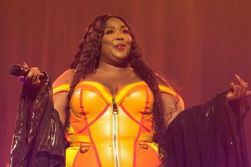 Lizzo obtient huit nominations aux Grammy