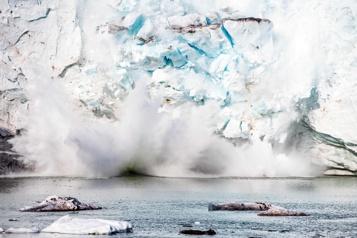 Climat: la quasi-totalité du réchauffement causée par l'activité humaine )