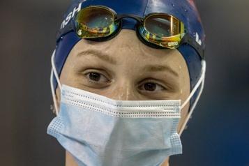 Une nageuse canadienne de 14ans qualifiée pour Tokyo)