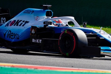 F1 : Mercedes continuera de motoriser Williams jusque fin 2025