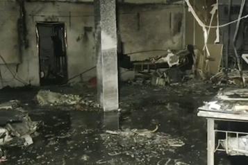 Inde Un incendie dans un hôpital tue 16 patients de la COVID-19 et deux infirmières)