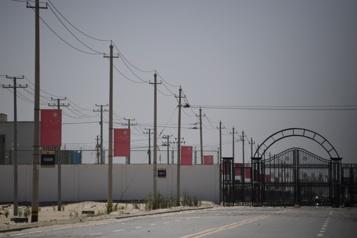 Génocide des Ouïghours Comme un vent de changement)