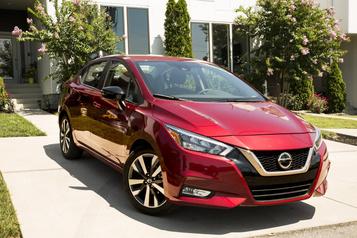 Nissan mise gros surlestalents derecruteur de la Versa