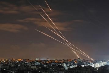 Le Hamas, un arsenal abondant avec un fort soutien de l'Iran)