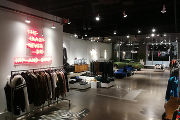 Une première boutique éphémère pour Dress to Kill