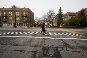 Rosemont veut décourager le trafic de transit)