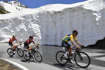 Tour de Suisse: une course cycliste virtuelle pour les pros