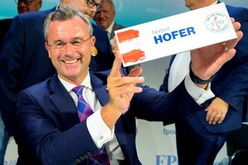 Autriche: Norbert Hofer élu à la tête du FPÖ d'extrême droite