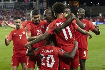 Classement de la FIFA Le Canada poursuit son ascension)