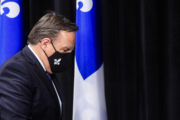 Gestion de crise La satisfaction envers le gouvernement Legault s'effrite)