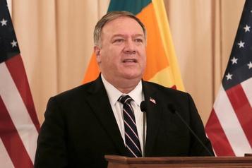 Au Sri Lanka, Mike Pompeo accuse Pékin de comportement «prédateur»)