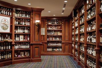 «La collection parfaite» de whiskys rares aux enchères
