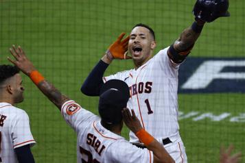 Les Astros battent les RedSox5-4