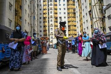 Sri Lanka Ouverture d'une enquête sur des soldats suspectés d'humilier des musulmans)