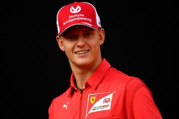 F1 Mick Schumacher participera aux essais libres au Nürburgring)