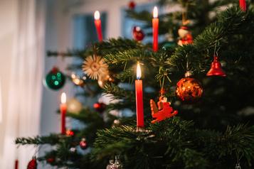 Une société laïque à Noël)