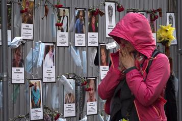 COVID-19: la Russie s'attend à une hausse «significative» de la mortalité)