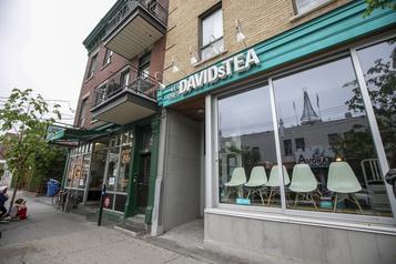 DavidsTea entame une restructuration pour fermer la plupart de ses magasins )