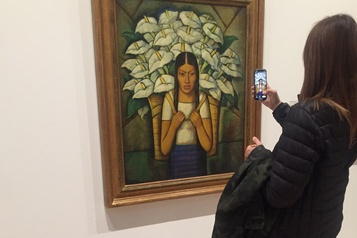 Le musée Whitney rend hommage aux muralistes mexicains