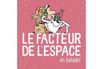Humour Balado du Facteur de l'espace)