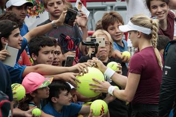 Internationaux de tennis du Canada: histoire d'amour entrepublic et joueurs)