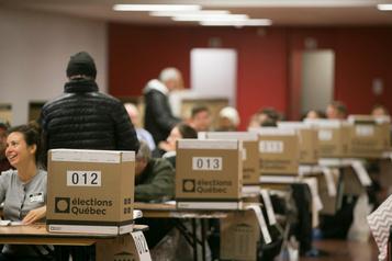 Réforme du mode de scrutin: «C'est un moment à ne pas rater»