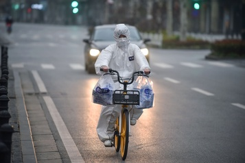 Coronavirus: 47 morts supplémentaires en Chine