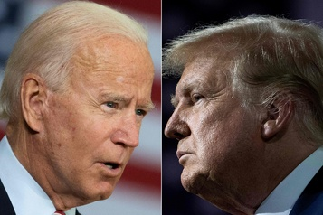 Le premier débat Trump-Biden en direct)