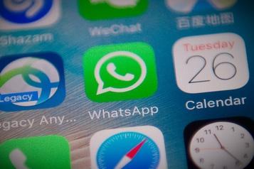 WhatsApp compte deux milliards d'utilisateurs dans le monde