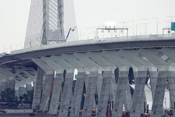 Le pont Samuel-De Champlain sera presque inaccessible ce week-end