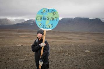 L'Islande dit adieu à un glacier disparu sous l'effet du réchauffement