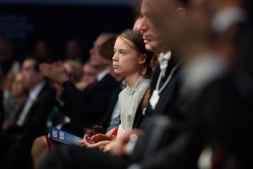 Washington attaque Greta Thunberg, qui réplique