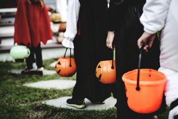 Passer ou ne pas passer l'Halloween?)