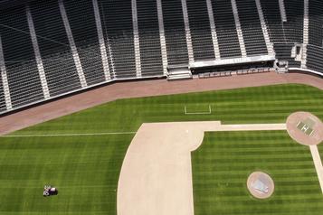Baseball: Pas de proposition sur les salaires durant une réunion avec les joueurs)
