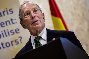 COP25: Bloomberg attaque Trump et les énergies fossiles