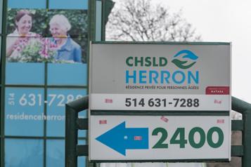Enquête publique sur le CHSLD Herron «Les médecins auraient pu mettre la main à la pâte» )